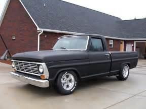 69 Ford F100 Truck