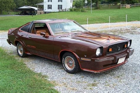1978 Mustang King Cobra For Sale by Brown 1978 Ford Mustang Ii King Cobra Hatchback
