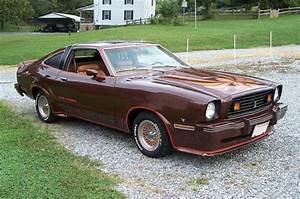 Dark Brown 1978 Ford Mustang II King Cobra Hatchback - MustangAttitude.com Photo Detail