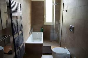 Foto: Rifacimento Bagno con Doccia e Vasca di Verde Mattone Srl #153583 Habitissimo
