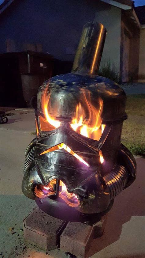 star wars fire pits