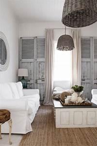 Deco Pour La Maison : pinterest 12 id es d co pour maison de campagne styl e c t maison ~ Teatrodelosmanantiales.com Idées de Décoration