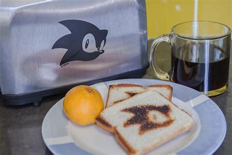sega  crowdfunding  sonic  hedgehog toaster polygon