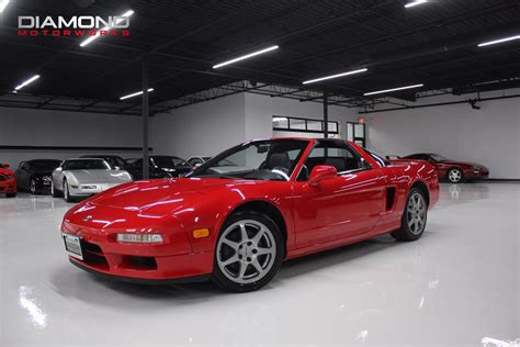 acura nsx dr nsx  open top manual stock