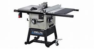 Banc De Scie Electrique : nouveaux bancs de scie delta magazine parlons outils ~ Dailycaller-alerts.com Idées de Décoration