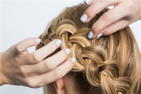 festival hair fishtail braid popsugar beauty