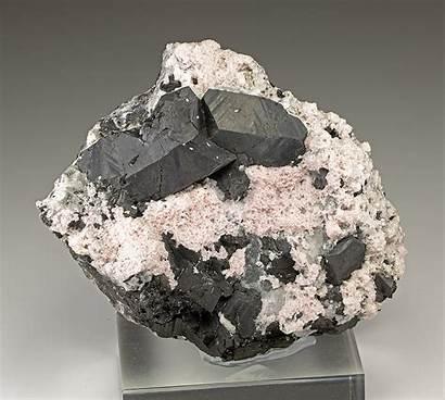 Alabandite Rhodochrosite Results Minerals