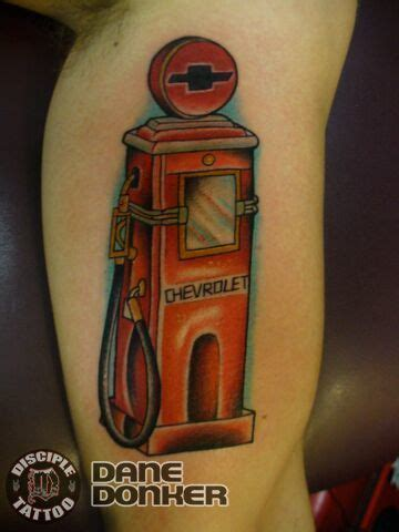 latest gas pump tattoos find gas pump tattoos