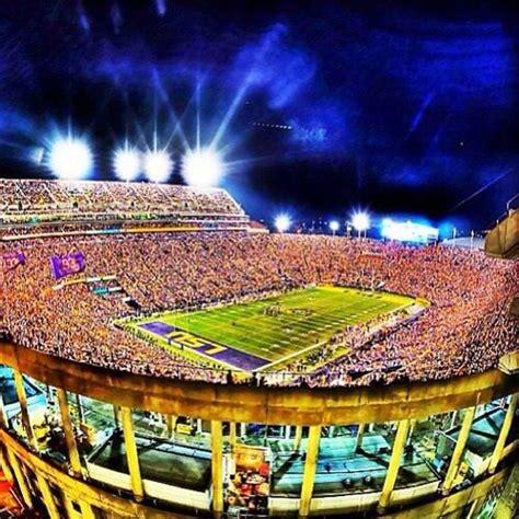 Pin by LSU TIGERS FAN HQ on LSU Tigers Stadium | Lsu ...