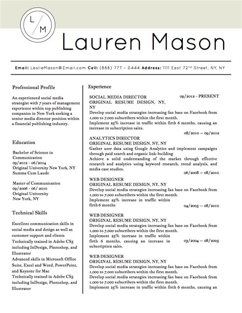 resume templates that stand out resume templates that stand out najmlaemah