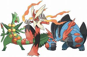 How to form the perfect team early in Pokémon Omega Ruby ...