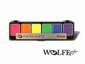 Wolfe Brothers Palettes Wolfe Brothers Face Paint