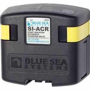 Blue Sea 7610 120 Amp  24v Si