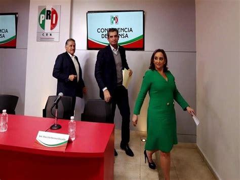 Dan pluri a Rubén Moreira, Carolina Vigiano, Osorio Chong ...