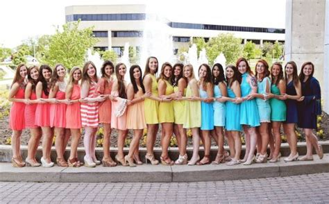 sorority colors recruit in rainbow colors chapterwear style file