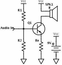 amplifier simple cheap and poor quality audio amp With small stereo amplifier for computer with tda7025
