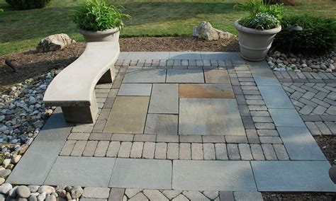 hardscape materials for patios buy hardscape materials in bucks county pa pavers