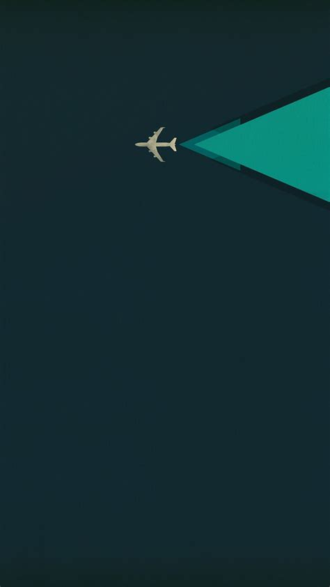 plane tap    nice minimalist iphone wallpapers