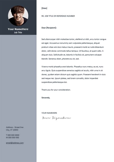 orienta  professional resume cv template