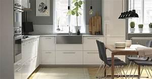 Tischdecke Weiß Ikea : inspiration f r deine k che ikea ikea sterreich ~ Watch28wear.com Haus und Dekorationen