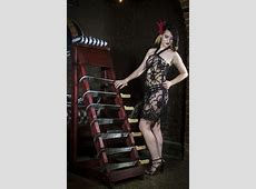 Hire Darling Darla James Fire Eater in New Orleans