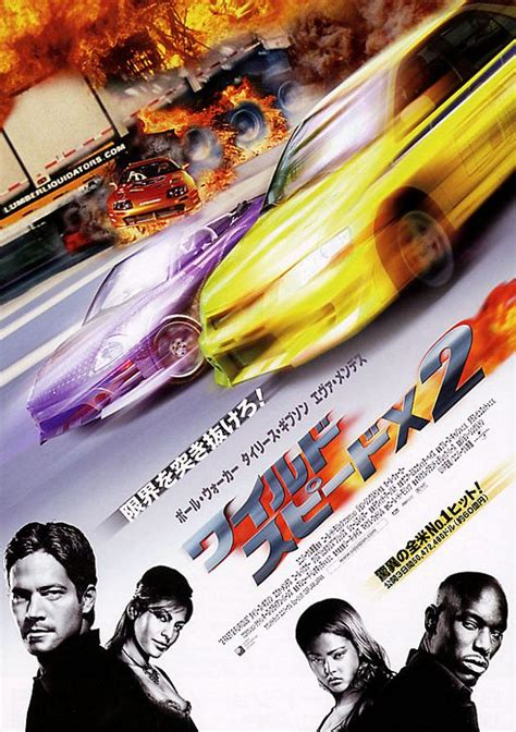 fast  furious  poster    imp awards