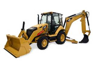 cat tractor cat backhoe loaders for