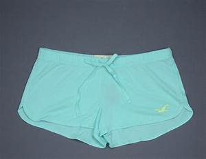 Hollister Womens Hco Curved Hem Lounge Short-Shorts ...