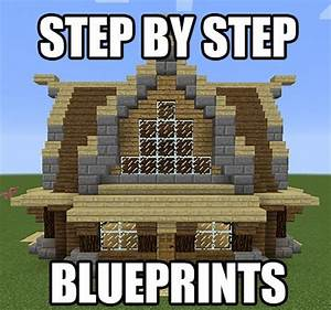minecraft house blueprints step by step - 28 images - 1000 ...