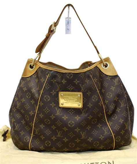 louis vuitton monogram galliera gm tote shoulder bag