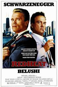Film Thoughts: SCHWARZENEGGER SWEEPS: Red Heat (1988)