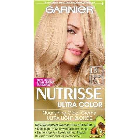 amazoncom garnier nutrisse ultra color nourishing hair