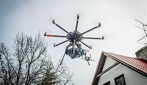 Watch Amazing 5K Aerial Footage Shot with Custom ...