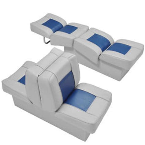Boat Seats Ebay Australia by Pair Of Deckmate 174 Classic Back To Back Boat Seats Lounge