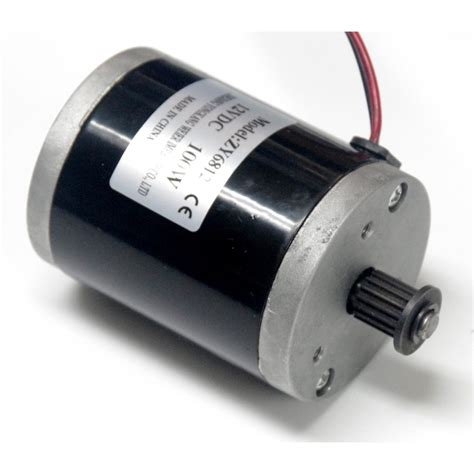 12v Electric Motor by Dc 12v 100w 2750 Rpm Electric Motor Belt Drive Motor