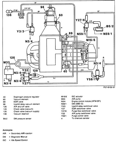 Mb Engine Diagram by For My 03 Sl55 I M Getting A Check Engine Light