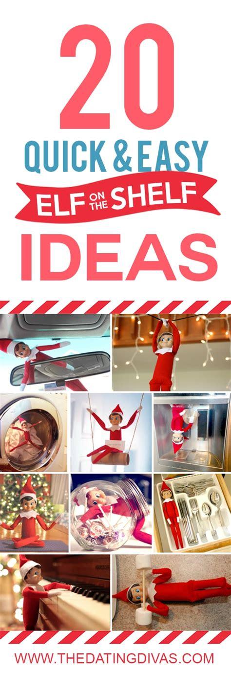 easy on the shelf ideas creative on the shelf ideas