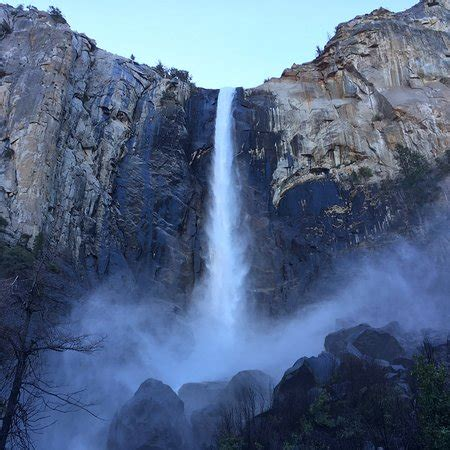 Bridalveil Falls Yosemite National Park All You
