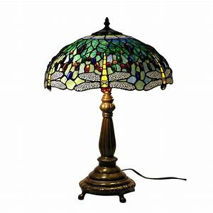 Warehouse of tiffany in antique bronze dragonfly