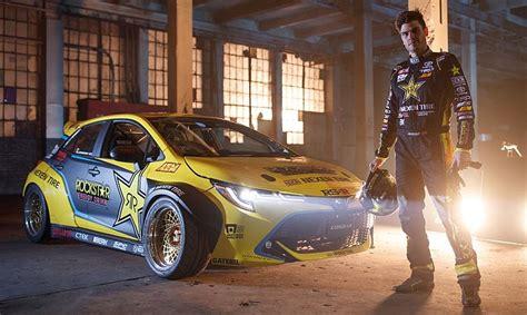Fredric Aasbo's New Ride Is A 1000bhp Toyota Auris Drift ...