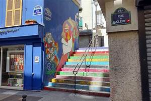 Le Sentier Paris : paris rue des degr s la plus petite rue de paris ~ Melissatoandfro.com Idées de Décoration