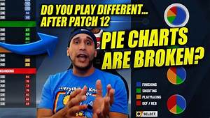 Pie Charts Broken After Patch 12 My Player Feels
