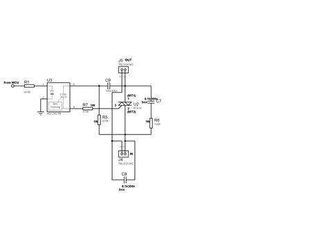 Speedcontroller Triac Switching Problem Electrical