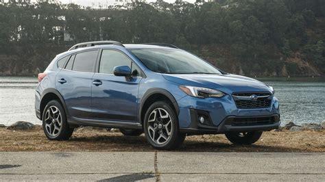 The 2019 Subaru Crosstrek Hybrid Is The Company's First