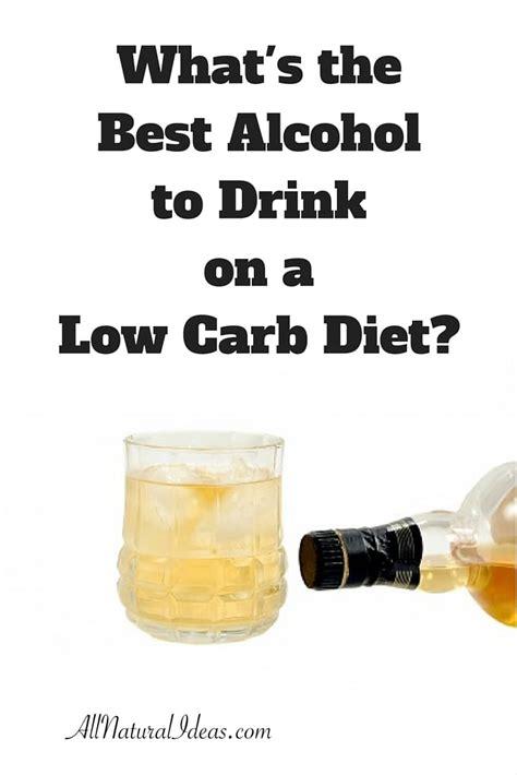 alcohol   carb diet   good  bad