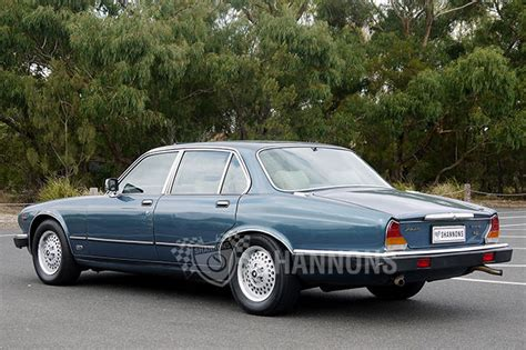 sold jaguar xj  sovereign saloon auctions lot