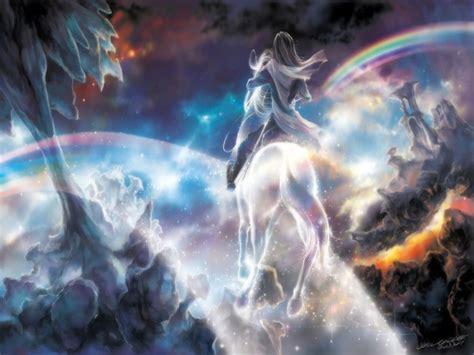 fantasy rainbow fantasy wallpaper  fanpop