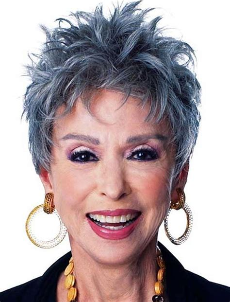 Pixie Hairstyles For 60 by Beautiful Gray Pixie Haircuts For 60 Hairstyles