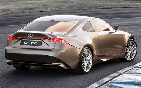 awesome lexus sports car nine awesome lexus concept cars clublexus