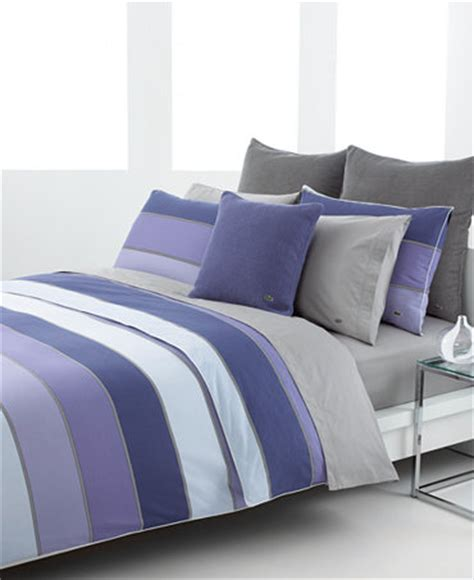 closeout lacoste sirius comforter and duvet cover sets